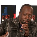 Wyclef Jean On 'We Are The World' Anniversary Remix: 'I Feel Like A Kid In A Candy Store'