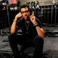 Lionel Richie poses at the 'We Are The World: 25 Years for Haiti' recording session held at Jim Henson Studios in Hollywood, Calif. on February 1, 2010