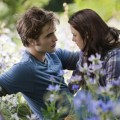 Robert Pattinson and Kristen Stewart in 'The Twilight Saga: Eclipse'