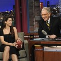 Sandra Bullock stops by &#8216;The Late Show with David Letterman&#8217; on Feburary 8, 2010