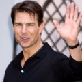 Tom Cruise attends 'Valkyrie' photocall at Hassler Hotel on January 28, 2009 in Rome, Italy