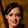 Alexis Bledel smiles at the junket for 'The Good Guy' at the Four Seasons Hotel in Beverly Hills, Calif., on February 11, 2010