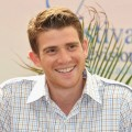 Bryan Greenberg smiles at the Monte Carlo Television Festival 2008 in Monaco on June 10, 2008