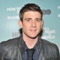 Bryan Greenberg makes the scene at the Cinema Society Screening of 'How To Make It In America' in NYC on February 9, 2010