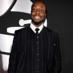 2010 Grammy Awards: On The Red Carpet With Wyclef Jean