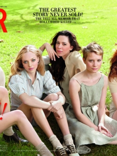 Vanity Fair's 2010 Hollywood issue with Kristen Stewart, Carey Mulligan, Abbie Cornish Rebecca Hall, Amanda Seyfried, Mia Wasikowska, Anna Kendrick, Emma Stone and Evan Rachel Wood