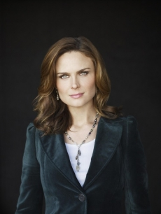 Emily Deschanel of 'Bones'