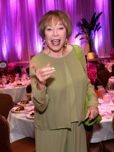 Shirley MacLaine attendS Variety&#8217;s 1st Annual Power of Women Luncheon at the Beverly Wilshire Hotel on September 24, 2009