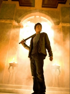 Logan Lerman in 'Percy Jackson & the Olympians: The Lightning Thief'
