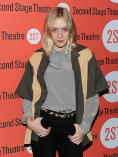 Chloe Sevigny attends the 23rd Annual Second Stage Theatre All-Star Bowling Classic at Lucky Strike Lanes & Lounge, NYC, February 8, 2010
