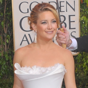 2010 Golden Globes: Kate Hudson - 'Nine' Was 'So Fun'