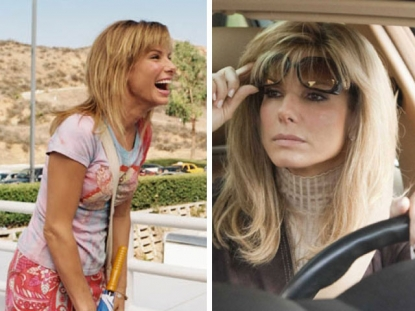 Sandra Bullock in 'All About Steve' and 'The Blind Side'