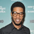 Kid Cudi at the &#8216;How To Make It In America&#8217; screening event at the Cinema Society in NYC on February 9, 2010