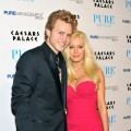 Heidi Montag And Spencer Pratt Host Pure Nightclub