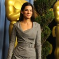 Sandra Bullock poses at the 82nd annual Academy Awards Nominee Luncheon at Beverly Hilton Hotel on February 15, 2010 in Los Angeles