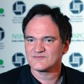Quentin Tarantino attends The London Critics' Circle Film Awards at The Landmark Hotel, London, February 18, 2010