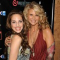Alexa Ray Joel and mom Christie Brinkley attend the 6th annual Wayuu Taya Foundation gala at Stephen Weiss Studio, NYC, June 17, 2009