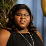 Actress Gabourey Sidibe poses at the 82nd annual Academy Awards Nominee Luncheon at Beverly Hilton Hotel on February 15, 2010 in Los Angeles, California.
