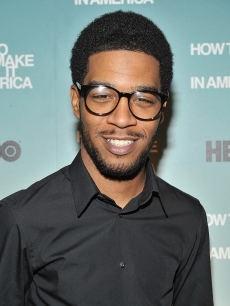 Kid Cudi at the 'How To Make It In America' screening event at the Cinema Society in NYC on February 9, 2010