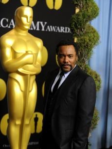 Director Lee Daniels poses at the 82nd annual Academy Awards Nominee Luncheon at Beverly Hilton Hotel on February 15, 2010 in Los Angeles, California.