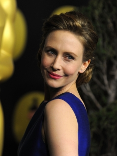 Actress Vera Farmiga poses at the 82nd annual Academy Awards Nominee Luncheon at Beverly Hilton Hotel on February 15, 2010 in Los Angeles, California.