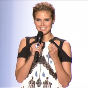 Heidi Klum On 'Project Runway' Season 7 Finale & The Fashion Industry 'Hustle'