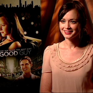 Alexis Bledel: &#8216;I Actually Love Action Movies&#8217;