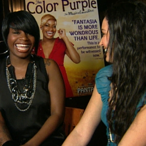 Dish Of Salt: Fantasia On 'The Color Purple' - The Role Of Celie, 'Teaches Me A Lot'