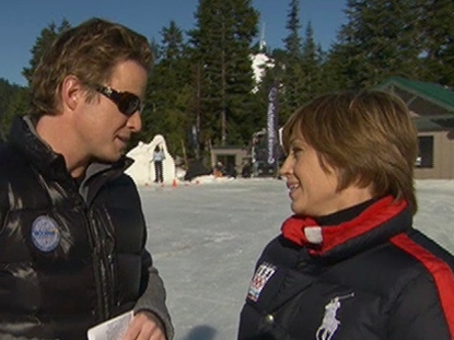 AH Nation: On The Ice With Dorothy Hamill (February 22, 2010)