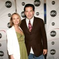 William Baldwin and Chynna Phillips attend the ABC Upfront presentation at Lincoln Center, NYC, May 15, 2007