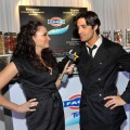 The Dish interviews Gilles Marini at the FAGE Total 0% Yogurt Bar backstage at the 25th Independent Spirit Awards