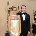 Sarah Jessica Parker and Matthew Broderick look dashing at the 82nd Annual Academy Awards at the Kodak Theatre in Hollywood, on March 7, 2010