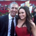 Scott Mantz & Laura Saltman at the 82nd Annual Academy Awards
