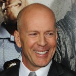 Bruce Willis at the 'Cop Out' premiere on February 22, 2010