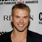 Kellan Lutz attends Cosmopolitan Magazine's Fun Fearless Males of 2010 at The Mandarin Oriental Hotel, NYC, March 1, 2010