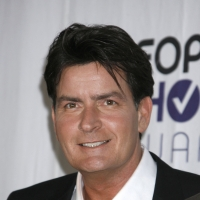 Charlie Sheen poses in the press room for the 35th Annual People&#8217;s Choice Awards at The Shrine Auditorium, Los Angeles, January 7, 2009