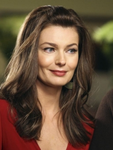 Paulina Porizkova in a scene from the March 14, 2010 episode of 'Desperate Housewives'