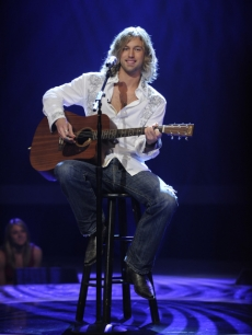 Casey James performs Bryan Adams' 'Heaven' during Week 1 of 'American Idol,' Feb. 24, 2010