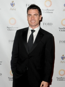 'All My Children's' Aiden Turner attends the 3rd Annual Poker Fashion and Sports Gala at the Hammerstein Ballroom, NYC, November 6, 2009
