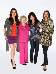Jane Leeves, Betty White, Valerie Bertinelli and Wendie Malick star in TV Land's first original scripted sitcom series, 'Hot in Cleveland,' airing June 2010