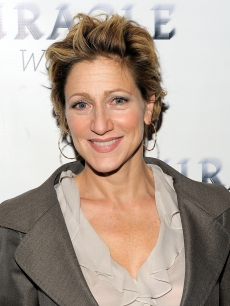 Edie Falco attends the Broadway opening of &#8216;The Miracle Worker&#8217; at the Circle in the Square, NYC, March 3, 2010