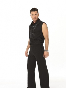 Aiden Turner poses for his 'Dancing' Season 10 portrait