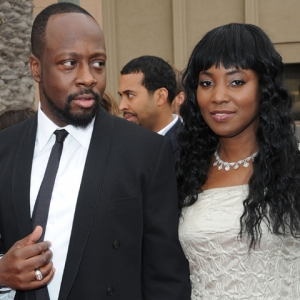 2010 NAACP Image Awards: On The Red Carpet With Wyclef Jean