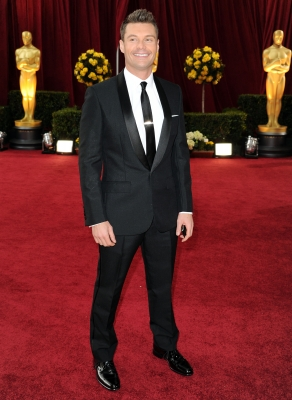 Ryan Seacrest arrives at the 82nd Annual Academy Awards held at Kodak Theatre on March 7, 2010 in Hollywood, Calif.
