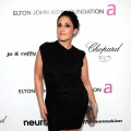 Ricki Lake opts for black at the 18th Annual Elton John AIDS Foundation Academy Awards party, Los Angeles, March, 7, 2010