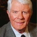 Actor Peter Graves in 1996