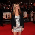 Jennifer Aniston attends the UK premiere of The Bounty Hunter held at The Vue West End on March 11, 2010 in London, England