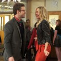 Justin Timberlake and Cameron Diaz in 'Bad Teacher'