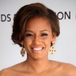 Mel B. arrives at the 18th annual Elton John AIDS Foundation Academy Awards party, LA, March 7, 2010