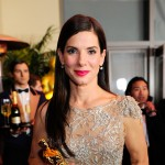 Sandra Bullock, Best Actress Oscar winner for 'The Blind Side,' attends the 82nd Annual Academy Awards Governor's Ball held at the Kodak Theatre, March 7, 2010